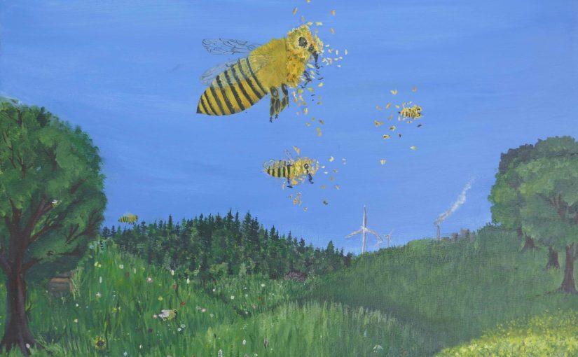 Bienenwettbewerb im Landkreis Zwickau